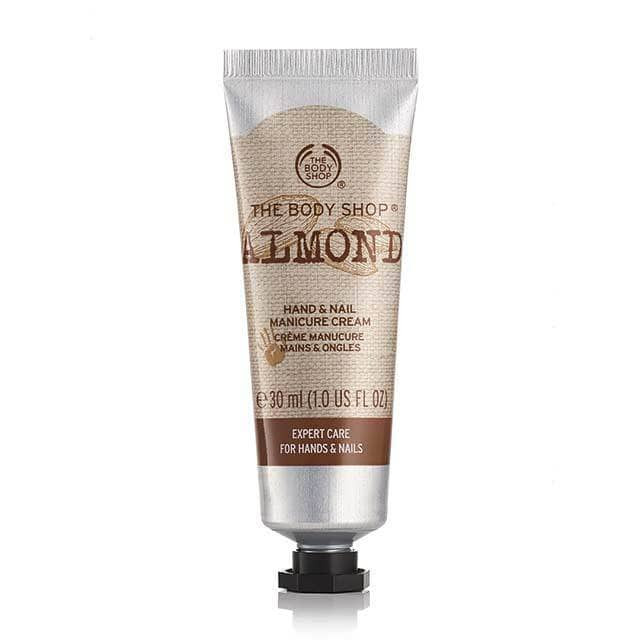 ALMOND HAND & NAIL CREAM 30 ML