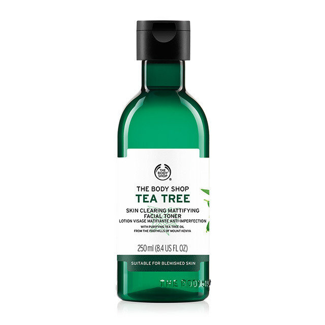 TEA TREE SKIN CLEARING MATTIFYING FACIAL TONER