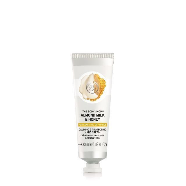 ALMOND MILK & HONEY CALMING AND PROTECTING HAND CREAM