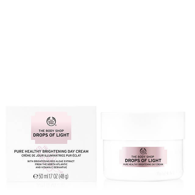 DROPS OF LIGHT™ PURE HEALTHY BRIGHTENING DAY CREAM