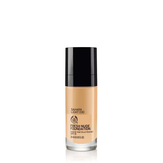 FRESH NUDE FOUNDATION - 30 SAHARA LIGHT